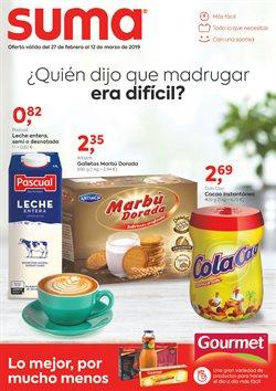 Ofertas de Suma Supermercados  en el folleto de Olite