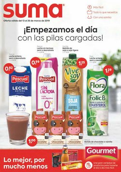 Ofertas de Suma Supermercados  en el folleto de Leganés