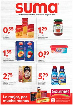 Ofertas de Suma Supermercados  en el folleto de Madrid