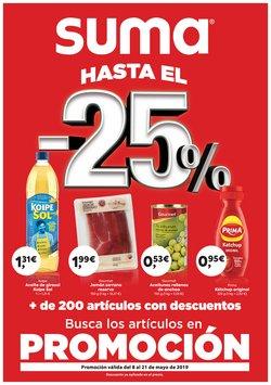 Ofertas de Suma Supermercados  en el folleto de Berbinzana