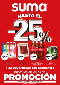 Ofertas de Suma Supermercados  en el folleto de Santa Lucía de Tirajana