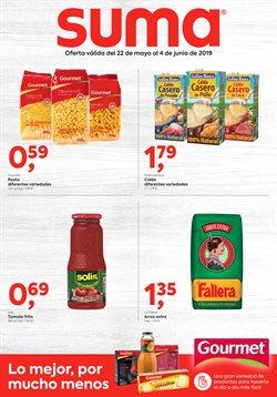 Ofertas de Suma Supermercados  en el folleto de Málaga