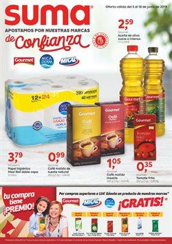 Ofertas de Suma Supermercados  en el folleto de Sevilla