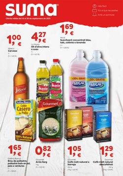 Ofertas de Suma Supermercados en el catálogo de Suma Supermercados ( 10 días más)