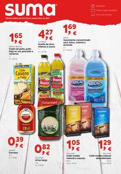 Ofertas de Suma Supermercados en el catálogo de Suma Supermercados ( Publicado ayer)