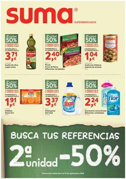 Ofertas de Suma Supermercados  en el folleto de Paterna