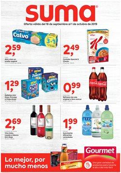 Ofertas de Suma Supermercados  en el folleto de Venturada
