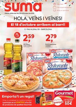 Ofertas de Suma Supermercados  en el folleto de Sabadell