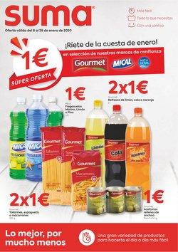 Ofertas de Suma Supermercados  en el folleto de Ecija