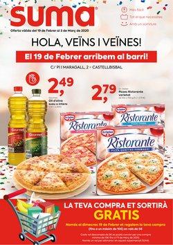 Catálogo Suma Supermercados en Badalona ( Publicado hoy )