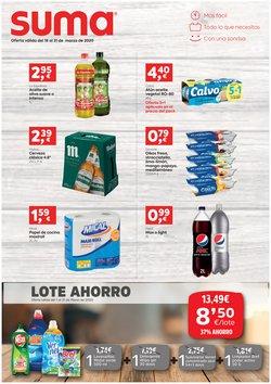 Catálogo Suma Supermercados en Xirivella ( Caduca hoy )