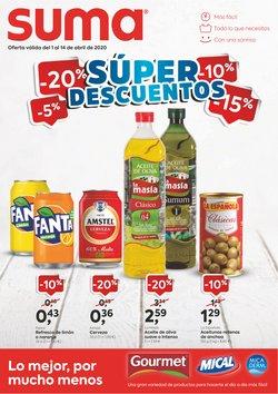 Catálogo Suma Supermercados en San Juan de Aznalfarache ( 3 días publicado )