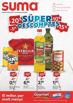 Catálogo Suma Supermercados en El Raval de Crist ( Más de un mes )