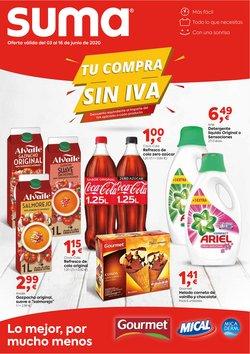 Catálogo Suma Supermercados en Berbinzana ( 2 días publicado )