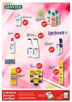 Ofertas de Body milk en Suma Supermercados