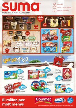 Catálogo Suma Supermercados en Lleida ( 6 días más )