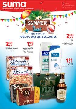 Catálogo Suma Supermercados en Niebla ( 2 días publicado )