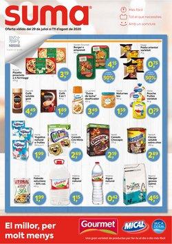Catálogo Suma Supermercados en Barcelona ( Caduca hoy )