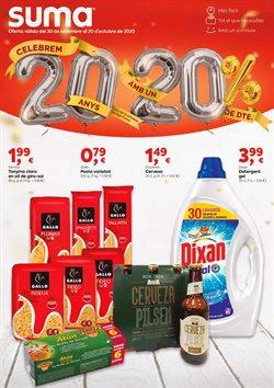 Ofertas de Fideuá en Suma Supermercados