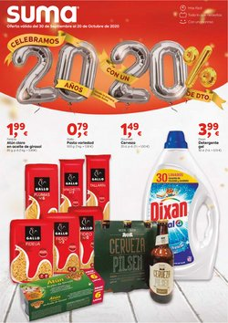 Catálogo Suma Supermercados en Casares ( Caduca hoy )