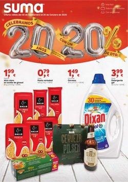 Catálogo Suma Supermercados en Usánsolo ( 2 días publicado )