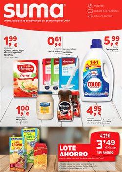 Ofertas de Gourmet en Suma Supermercados