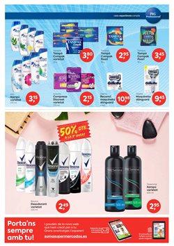 Ofertas de Compresas en Suma Supermercados