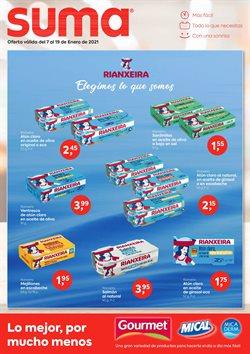 Ofertas de Aceite de girasol en Suma Supermercados