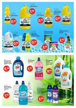 Ofertas de Lejía con detergente en Suma Supermercados