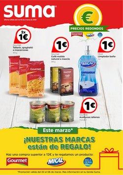 Catálogo Suma Supermercados ( 11 días más)
