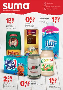 Catálogo Suma Supermercados ( Caducado)