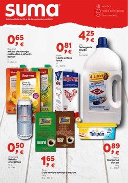 Ofertas de Suma Supermercados en el catálogo de Suma Supermercados ( 7 días más)