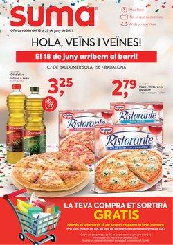 Ofertas de Suma Supermercados en el catálogo de Suma Supermercados ( 6 días más)