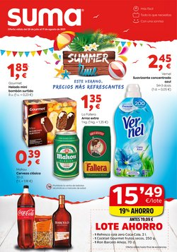 Ofertas de Suma Supermercados en el catálogo de Suma Supermercados ( 17 días más)