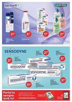 Ofertas de Sensodyne en el catálogo de Suma Supermercados ( Caduca mañana)
