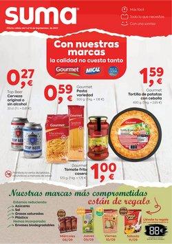 Ofertas de Suma Supermercados en el catálogo de Suma Supermercados ( Caducado)