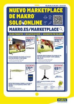 Ofertas de Makro en el catálogo de Makro ( 6 días más)