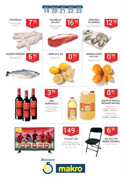 Ofertas de Sillas  en el folleto de Makro en Oviedo