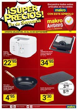 Ofertas de Hiper-Supermercados  en el folleto de Makro en Las Palmas de Gran Canaria