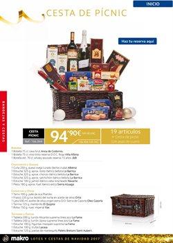 Ofertas de Cestas de Navidad  en el folleto de Makro en Madrid