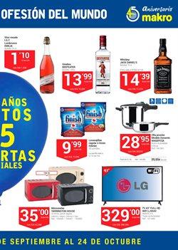 Ofertas de Microondas  en el folleto de Makro en Valencia