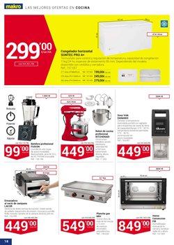 Ofertas de Electrodomésticos  en el folleto de Makro en Murcia