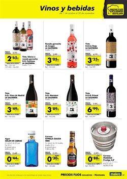 Ofertas de Vino  en el folleto de Makro en Valencia
