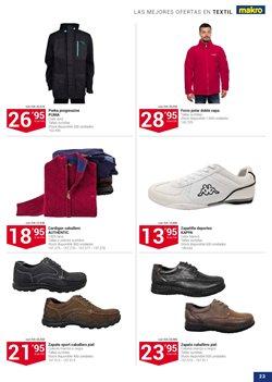 Ofertas de Zapatos  en el folleto de Makro en Paterna