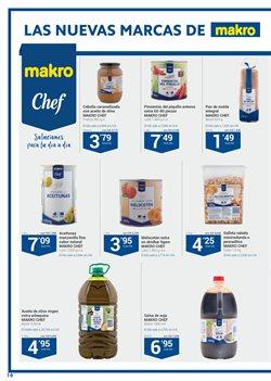 Ofertas de Pan  en el folleto de Makro en Madrid