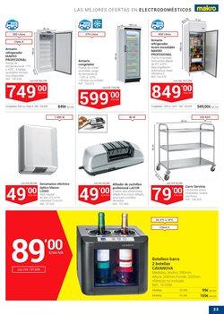 Ofertas de Electrodomésticos  en el folleto de Makro en Alcalá de Henares