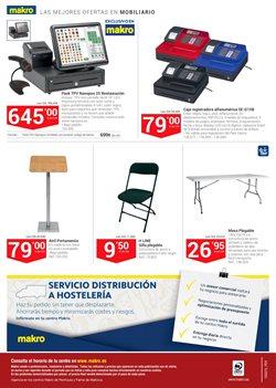 Ofertas de Mesa  en el folleto de Makro en Málaga