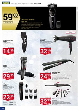 Ofertas de Philips  en el folleto de Makro en Madrid