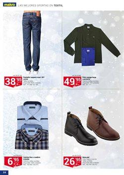 Ofertas de Camisa hombre  en el folleto de Makro en Madrid