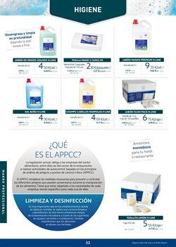 Ofertas de Champú  en el folleto de Makro en Madrid